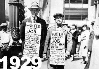 La crisis de 1929: Un golpe a nivel mundial (5/5)