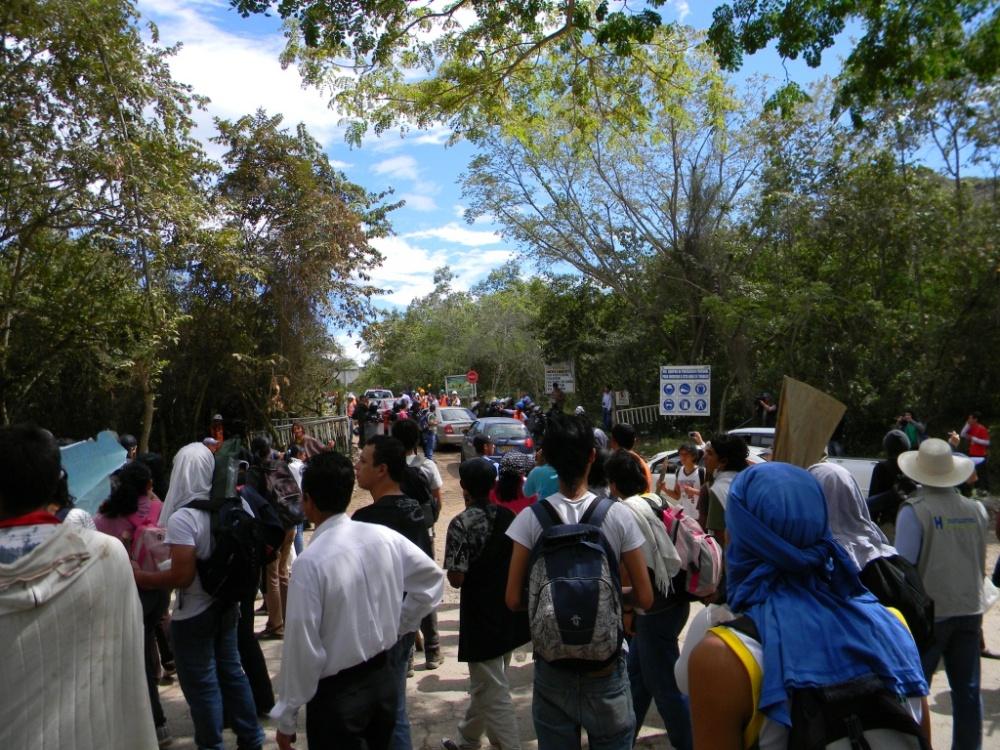 No a la hidroeléctrica el Quimbo (4/4)