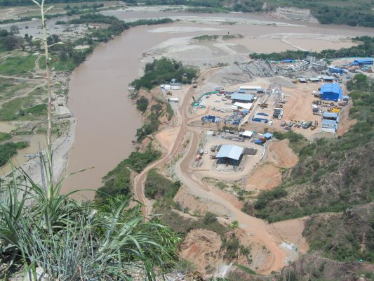 No a la hidroeléctrica el Quimbo (2/4)